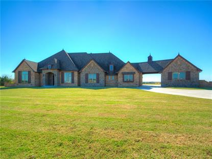 13816 SW 89th Street Mustang, OK MLS# 742516