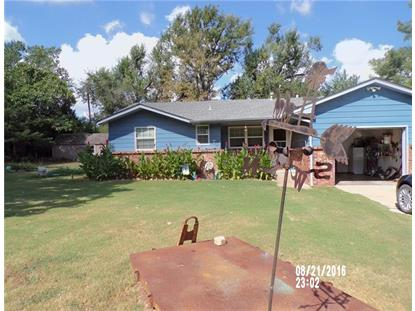 1740 E Longview Lane Mustang, OK MLS# 742636