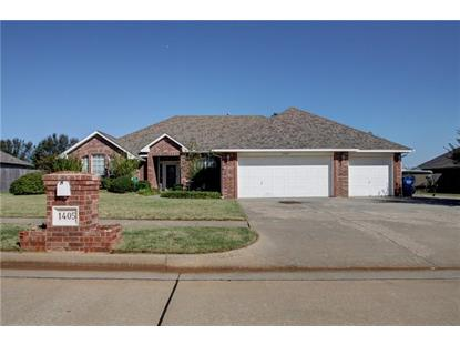 1405 Continental Way Mustang, OK MLS# 746207