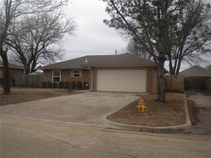 404 W Maple Branch Way, Mustang, OK