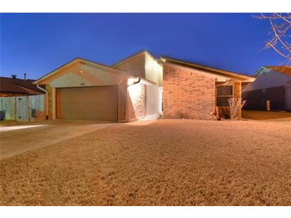 824 N Tiffany Court Way, Mustang, OK