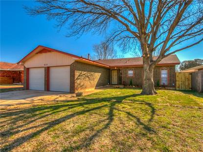 612 N Patterson Drive, Moore, OK