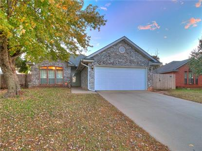 540 Fire Light Drive, Moore, OK
