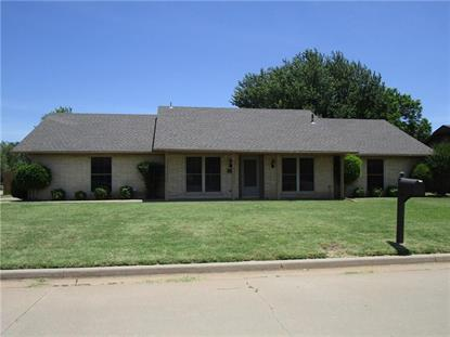 908 Cambridge  Altus, OK MLS# 847381