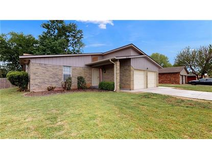 5121 Oak Valley Road Oklahoma City, OK MLS# 863553