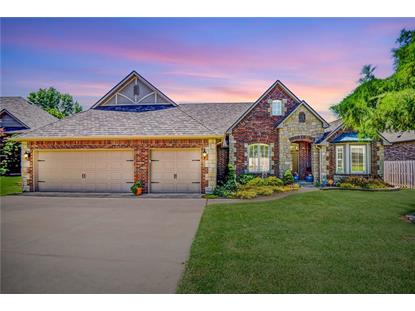 816 Winning Colors Drive Edmond, OK MLS# 874574