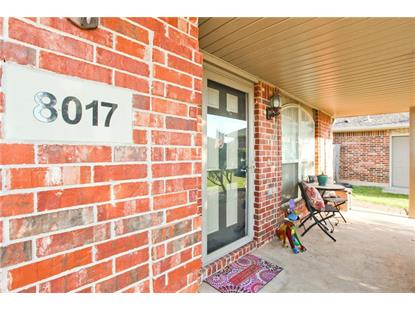8017 Chumley Lane Oklahoma City, OK MLS# 875538