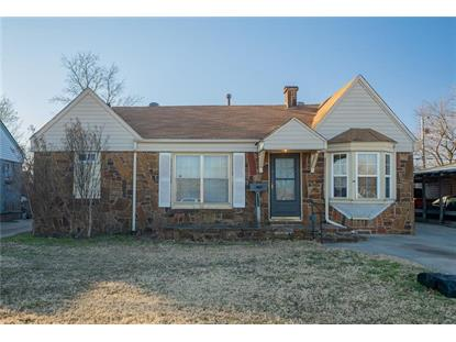 3826 NW 12th Street Oklahoma City, OK MLS# 875629