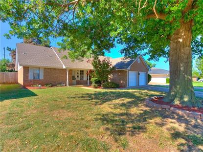 5804 NW 86th Street Oklahoma City, OK MLS# 875738