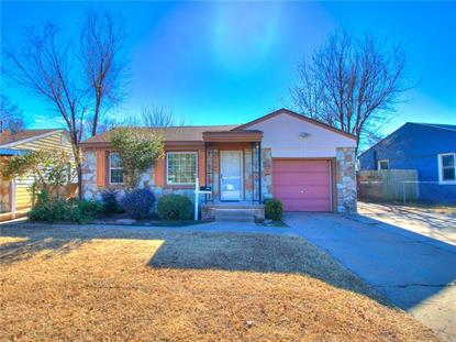 1320 Chestnut Drive Oklahoma City, OK MLS# 893001