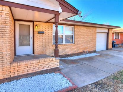 5413 S Land Avenue Oklahoma City, OK MLS# 893571
