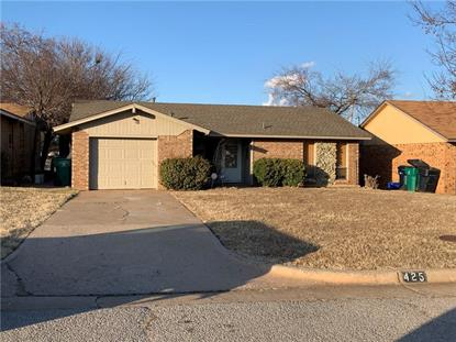 425 NW 88th Street Oklahoma City, OK MLS# 896125
