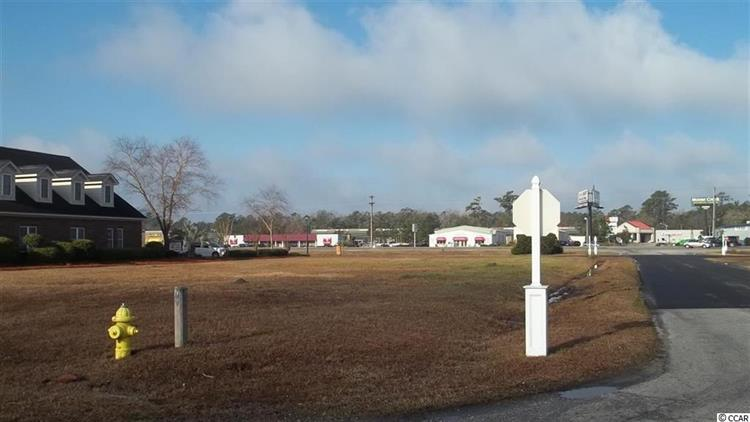 lot 16 corner of Plaza & Grand Haven Dr., Murrells Inlet, SC 29576