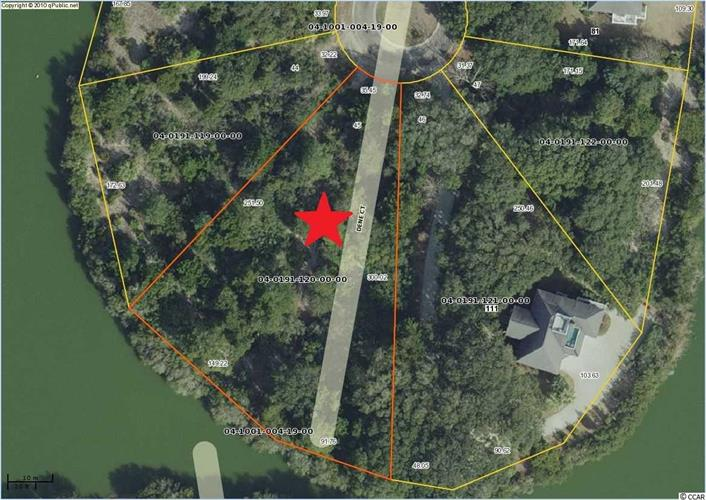 LOT 45 DENE COURT, Georgetown, SC 29440