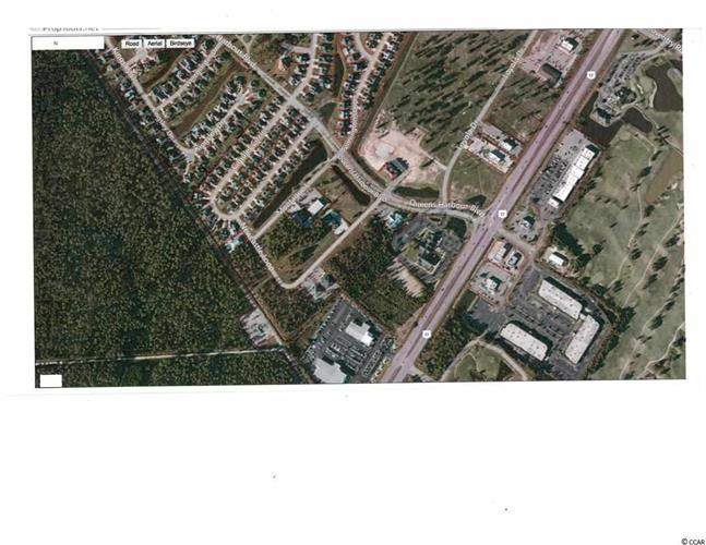 Lot 20 Montague Lane, Myrtle Beach, SC 29588