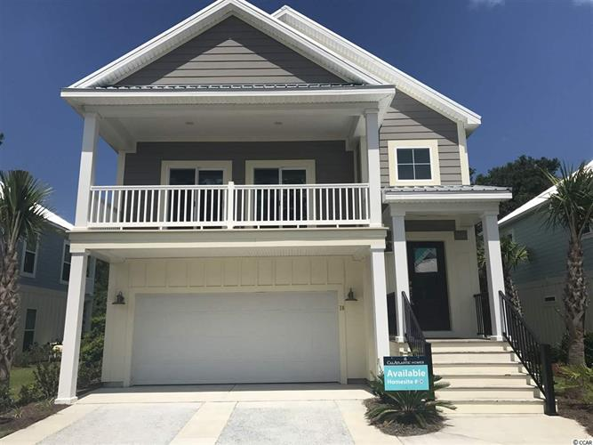 18 Pinnacle Drive, Murrells Inlet, SC 29576
