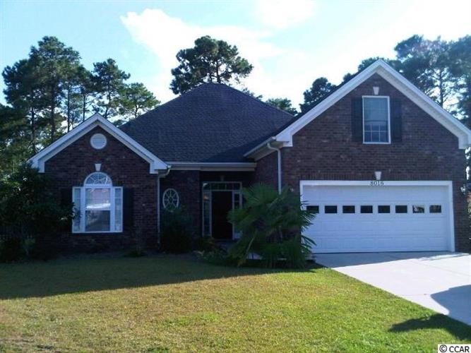 8016 Baylight Court, Myrtle Beach, SC 29579