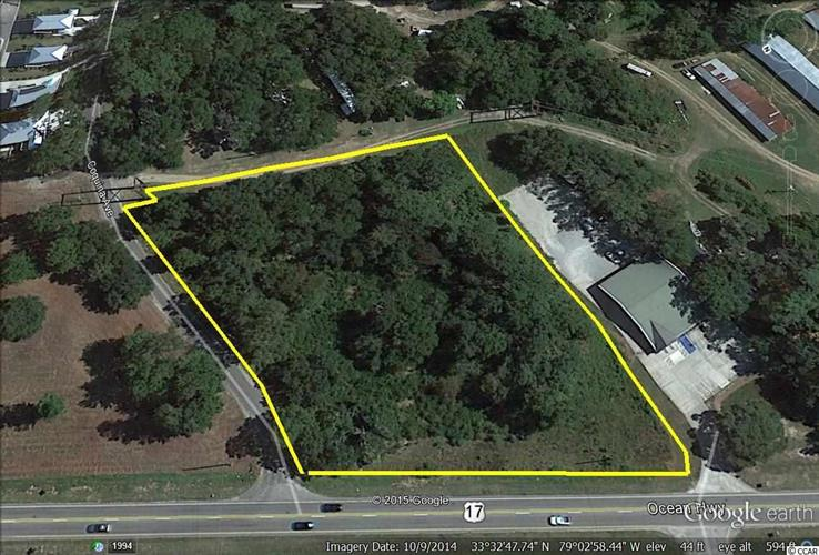 2.41 Acres Highway 17 Bypass, Murrells Inlet, SC 29576