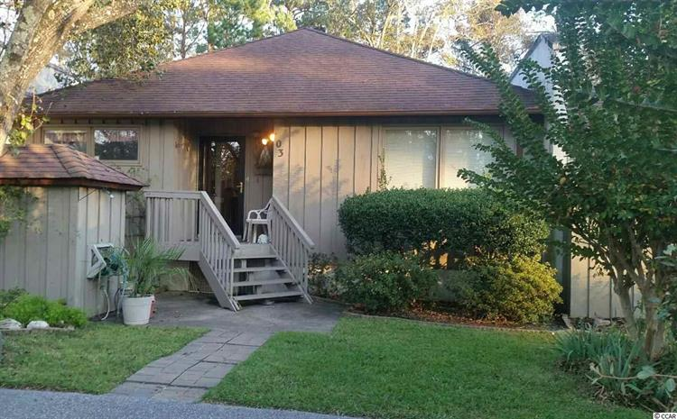 103 Colony Drive, North Myrtle Beach, SC 29582