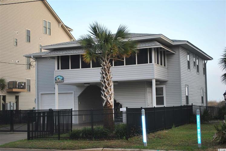 1509 S ocean blvd, North Myrtle Beach, SC 29582