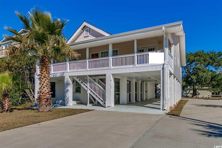 120 Vista Drive, Garden City Beach, SC 29576