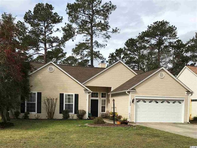 1455 Medinah Lane, Murrells Inlet, SC 29576