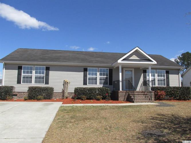 117 Deer Tree Drive, Murrells Inlet, SC 29576