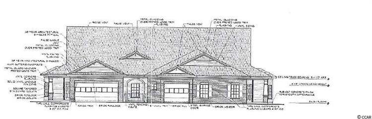 Lot 73 Misty Hammock Lane, Murrells Inlet, SC 29576
