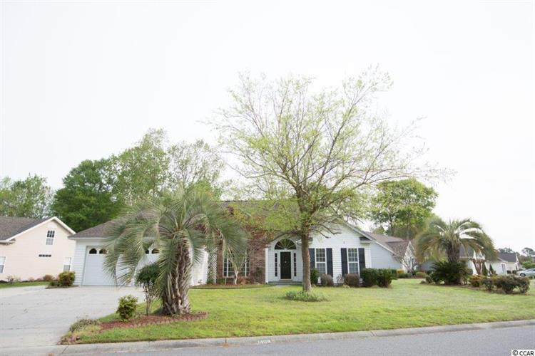1408 Southwood Drive, Surfside Beach, SC 29575