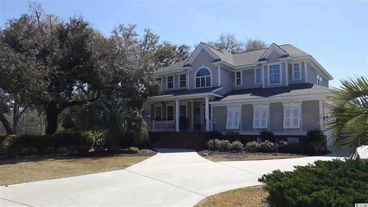 129 Hagar Brown Road, Murrells Inlet, SC 29576
