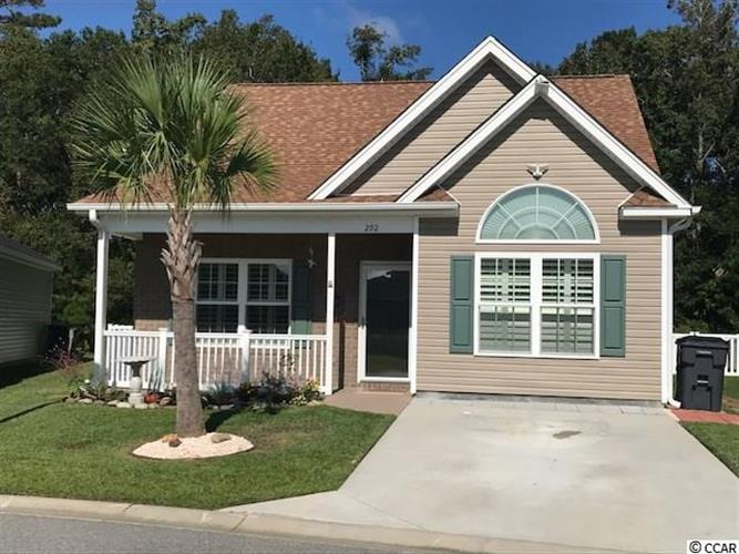 292 Palm Cove Circle, Myrtle Beach, SC 29588