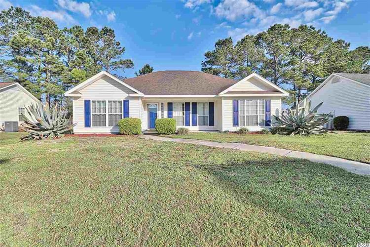 4279 Hunting Bow Trail, Myrtle Beach, SC 29579