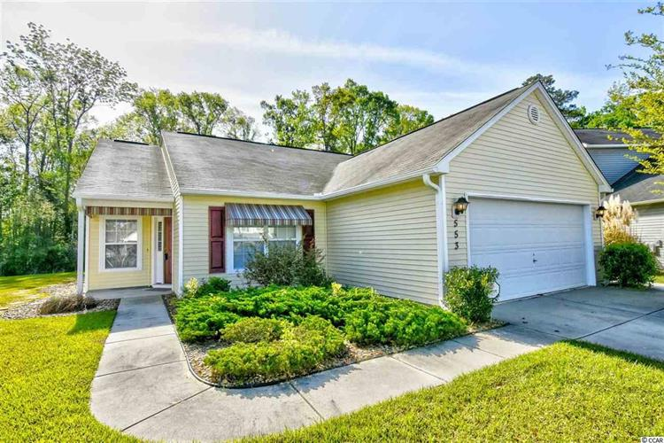 553 Fort Moultrie Ct, Myrtle Beach, SC 29588