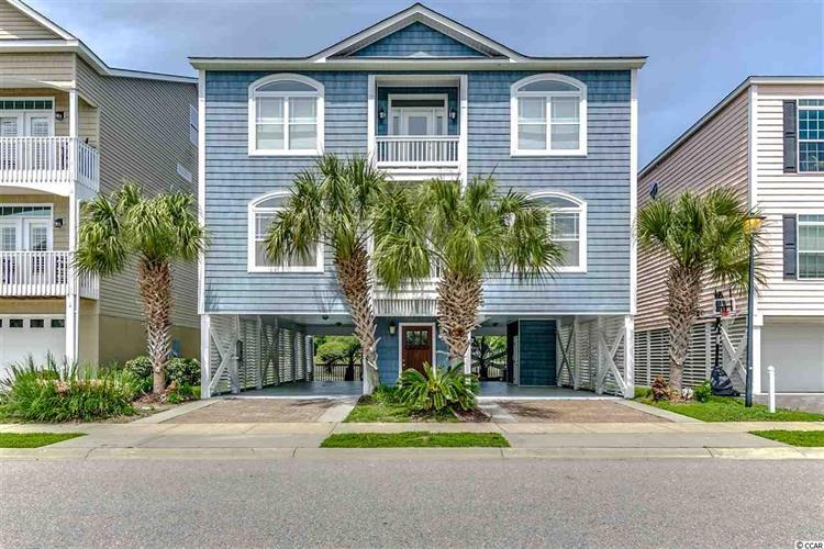 5407 Heritage Drive, North Myrtle Beach, SC 29582