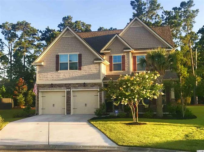 18 Cyclamen Ct., Murrells Inlet, SC 29576