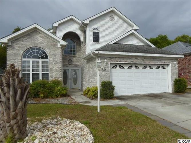 825 Arbor Ln., North Myrtle Beach, SC 29582
