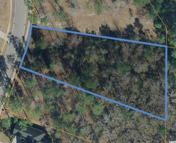 Lot 6 Chamberlin Rd., Myrtle Beach, SC 29588