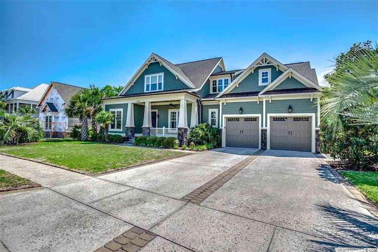 1105 Marsh Pointe Pl., North Myrtle Beach, SC 29582