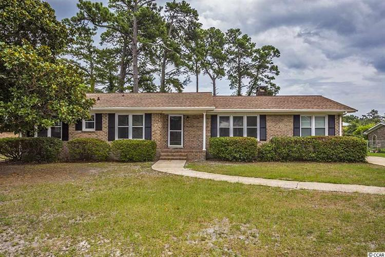 4408 Pine Lake Dr., Myrtle Beach, SC 29577