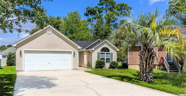 1468 Seahouse Ct., Surfside Beach, SC 29575