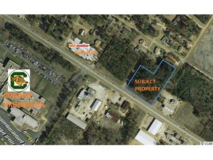 2.3 Ac Church St Conway, SC MLS# 1705064