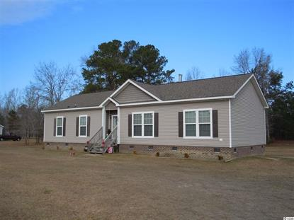 205 H. Coleman Lane  Tabor City, NC MLS# 2002319