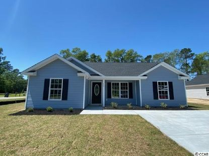 5546 Fern Ridge Rd.  Conway, SC MLS# 2016873