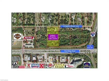 Tract 77 Pine Ridge Road  Naples, FL MLS# 217040991