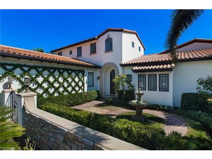 16510 Cellini LN Naples, FL MLS# 218025103