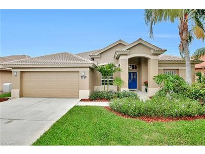 7119 Sugar Magnolia CT Naples, FL MLS# 218037790