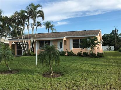 87 8th ST Bonita Springs, FL MLS# 218059429