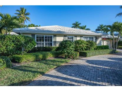 715 Ketch DR Naples, FL MLS# 219001209