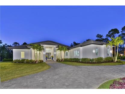 6521 Bottlebrush LN Naples, FL MLS# 219003852