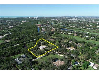325 Cocohatchee Blvd  Naples, FL MLS# 219004609